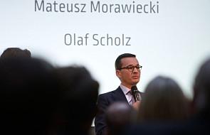 Morawiecki: Polska jest jednocześnie proamerykańska i proeuropejska