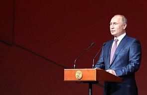 Kreml: Putin powiedział Pence'owi, że Rosja nie wtrącała się w wybory w USA