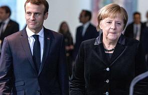 Niemieckie media: Macron oferuje Berlinowi otwarcie nowego rozdziału w UE