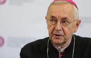 Abp Gądecki: piekło nie jest karą wymierzoną człowiekowi przez Boga