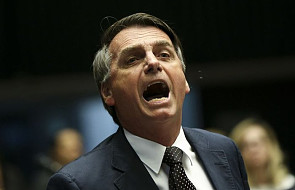 Prezydent Brazylii, Bolsonaro, chce przenieść ambasadęw Izraelu do Jerozolimy