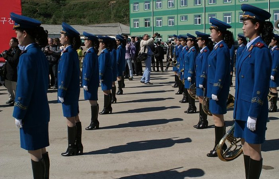 """HRW: w Korei Płn. molestowanie seksualne kobiet """"na porządku dziennym"""""""
