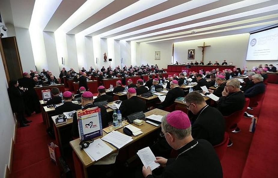 Biskupi o wykorzystywaniu seksualnym, synodzie nt. młodzieży i godności każdego życia ludzkiego