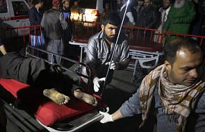 Afganistan: 40 zabitych i 80 rannych w zamachu w Kabulu (opis)