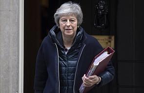 May: blokowanie porozumienia W. Brytanii z UE może zagrozić Brexitowi