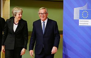 Rzecznik KE: spotkanie May z Junckerem przyniosło postępy ws. Brexitu