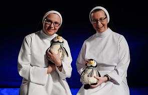 Siostry dominikanki udawały pingwiny, teraz im pomagają. Biorą udział w akcji BBC Earth