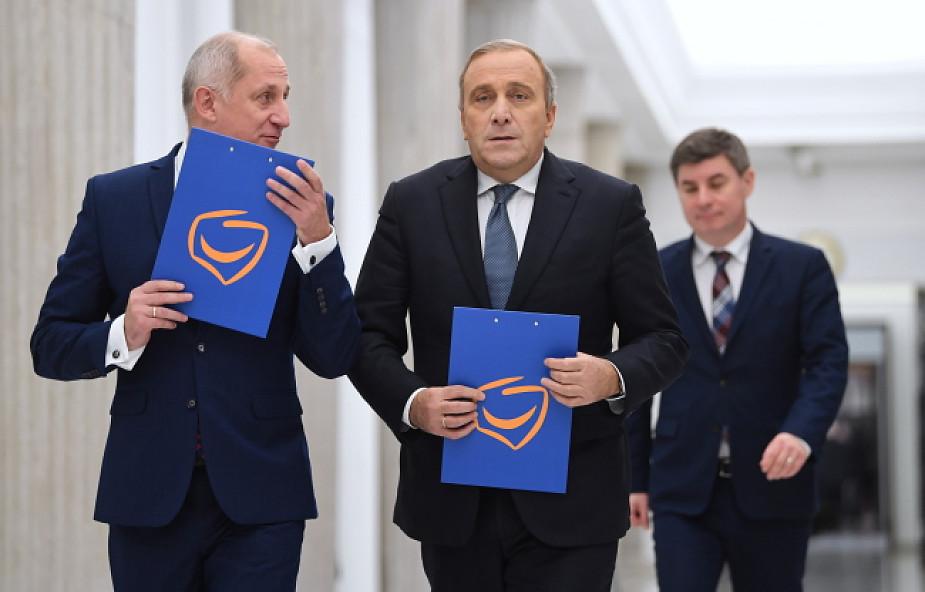 Platforma Obywatelska złożyła wniosek o wotum nieufności wobec rządu