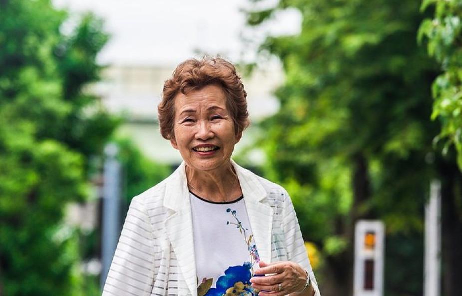 """Tokio: 90-latka chce zostać wolontariuszką podczas igrzysk. """"Zapytałam się wnuczki, czy będę cool"""""""