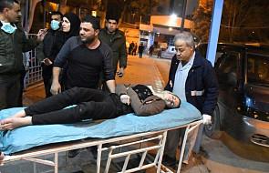 Syria: ostrzał Aleppo przez siły rebeliantów, ponad 50 osób rannych. Prawdopodobnie użyto broni chemicznej