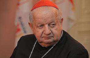 Kardynał Dziwisz: krytycy Kościoła oczekują świadectwa wierności Ewangelii