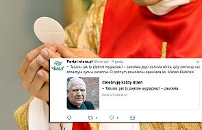 Ma dzieci i jest katolickim księdzem. Poznajcie tego wyjątkowego kapłana