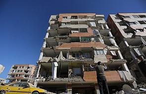 Iran: blisko 650 rannych po trzęsieniu ziemi przy granicy z Irakiem