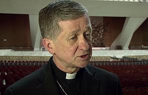 Kardynał Cupich: potrzebny jest udział całego Kościoła w walce z pedofilią