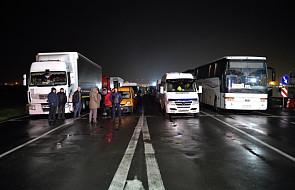 Straż Graniczna: w Korczowej na granicy z Ukrainą stoi ponad 700 aut