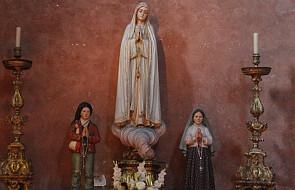 Fatima: renowacja najstarszej pielgrzymującej figurki Matki Bożej