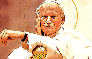 Jan Paweł II to mój święty na nowy rok! Wylosuj swojego!