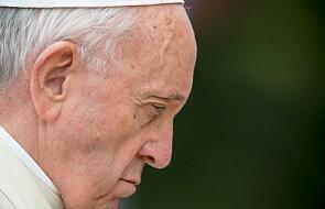 Papież: gdybym powiedział, że nie jestem grzesznikiem, byłbym najbardziej zakłamanym człowiekiem na świecie