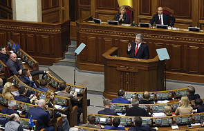 Prezydent Ukrainy wydał dekret o stanie wojennym ze zmianami