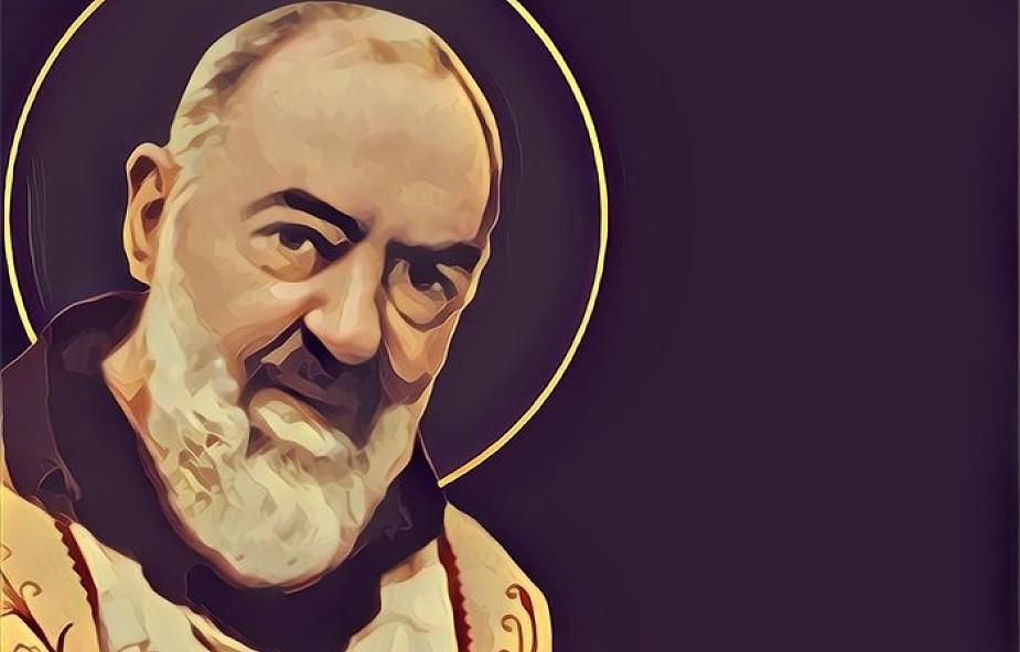 Ojciec Pio to mój święty na nowy rok! Wylosuj swojego!