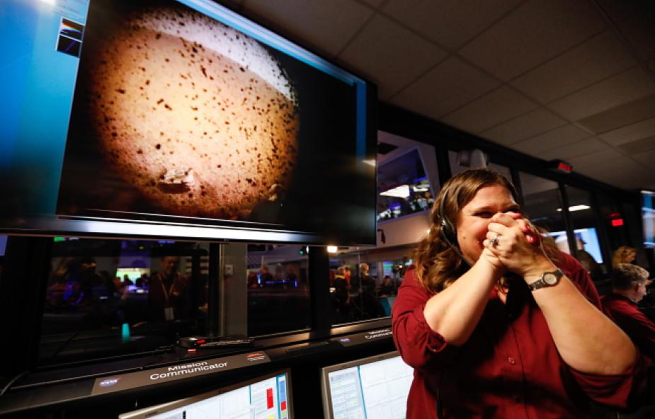 USA: sonda InSight wylądowała na powierzchni Marsa