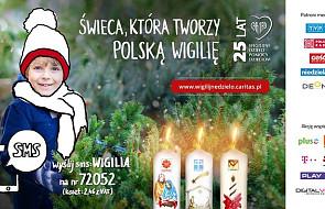 25 lat Świecy Caritas na polskich stołach. W akcję włączają się wszystkie diecezje w Polsce
