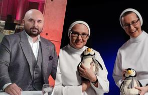 Zakonnice, pingwiny, Patryk Vega i BBC. Coś ich łączy