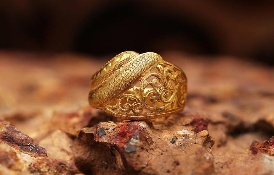 Ten pierścień mógł należeć do jednego z bohaterów Ewangelii. Uczeni są prawie pewni
