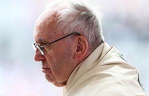 """Franciszek o zachowaniu, które wyrządza """"wiele zła ludowi Bożemu"""""""