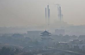 Chiński minister środowiska: próby ukrycia zanieczyszczeń są głupie