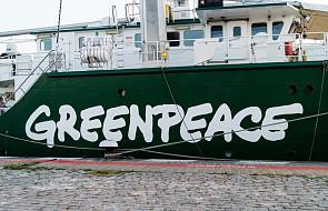 Greenpeace: światu grozi największa katastrofa w historii