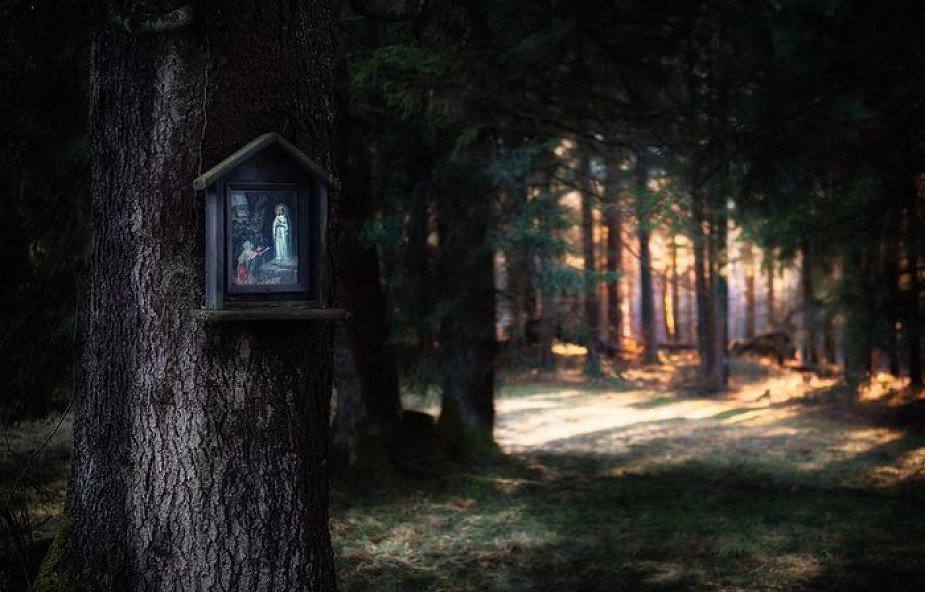 Maryja ma moc nas uwolnić, bo sama jest ikoną wolności [Nowenna PEŁNA ŁASKI - dzień drugi]
