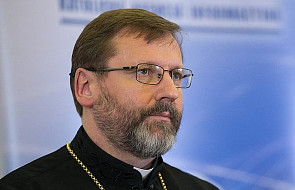 Abp Szewczuk: w obecnych warunkach Ukrainy Słowo Boże jest źródłem nadziei