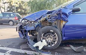 Tragiczny wypadek w Bielsku-Białej; nie żyje 22-latek
