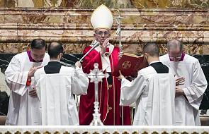 Papież modli się za ofiary zamachu na koptów w Egipcie