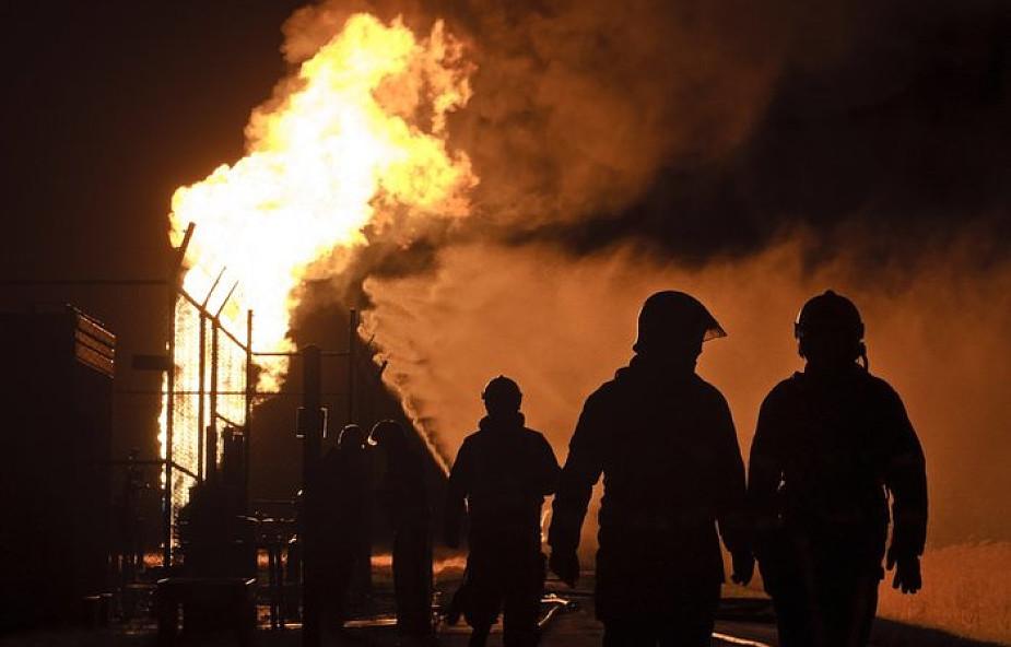 Poznań: wybuch gazu w kamienicy; 1 osoba ranna, 15 ewakuowanych