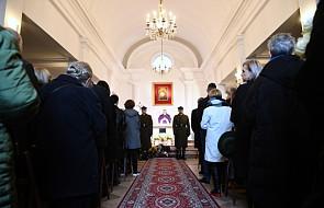 Warszawa: ostatnie pożegnanie Edwarda Dwurnika