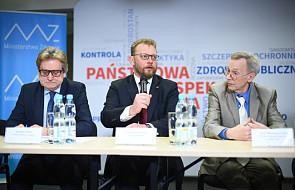 Szumowski ws. odry: przypadki zawleczone z zagranicy, nie mamy epidemii