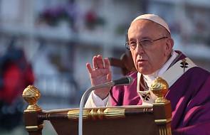 Franciszek w czasie Mszy św. ostrzegł przed wojną, która grozi nam wszystkim