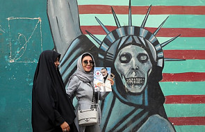 Prezydent Rowhani: Iran będzie sprzedawał swoją ropę, złamie sankcje USA