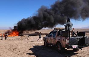 Afganistan: 13 żołnierzy i policjantów zginęło w ataku talibów na wschodzie kraju