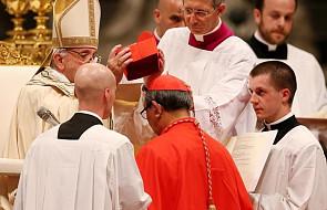 Kobiety kardynałami? Miałbym kandydatkę z Polski