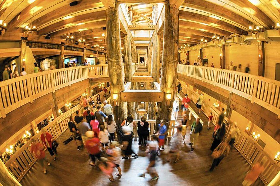 Widzieliście już replikę Arki Noego? Jej budowa pochłonęła 100 mln dolarów - zdjęcie w treści artykułu