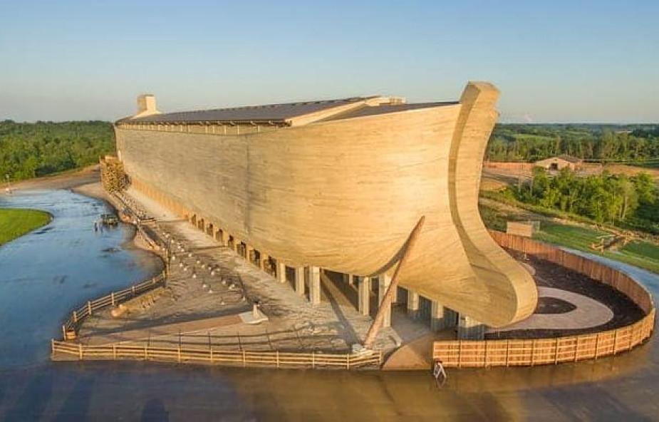 Widzieliście już replikę Arki Noego? Jej budowa pochłonęła 100 mln dolarów