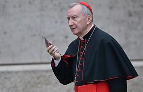 Kard. Parolin w bazylice Santa Maria Maggiore odprawił mszę świętą na stulecie odzyskania niepodległości przez Polskę
