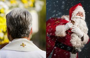 """Burza wokół słów biskupa. Miał powiedzieć dzieciom w szkole, że """"Mikołaj nie istnieje"""""""