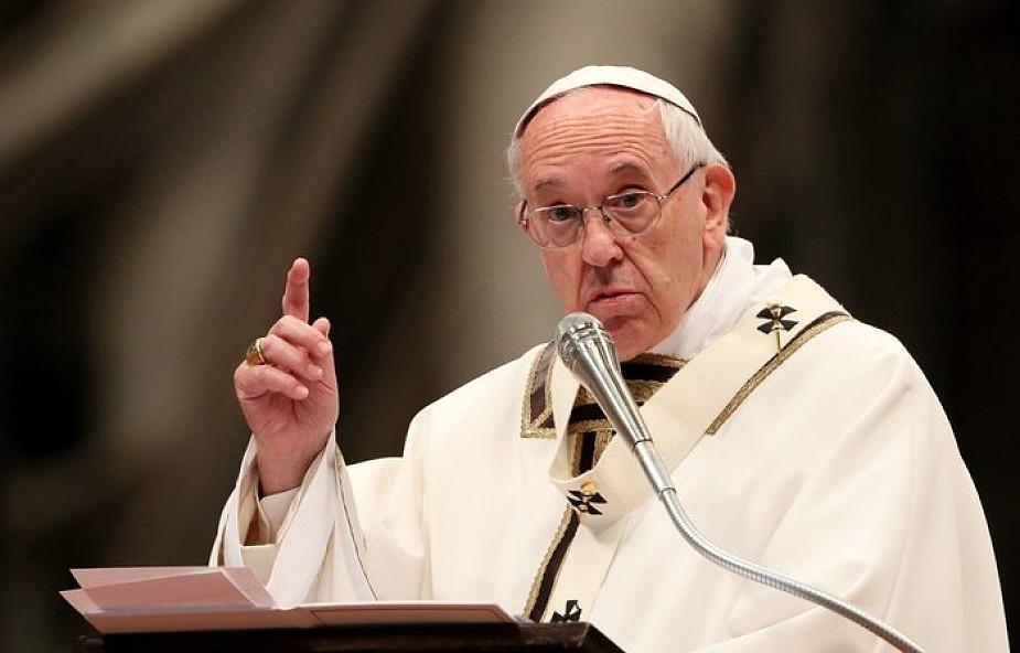 Papież: widziałem listę cen za sakramenty, ludzie pytają czy są na sprzedaż!