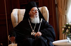Patriarcha Bartłomiej do parlamentarzystów prawosławnych z 24 krajów: Ukraina ma prawo do niezależności kościelnej
