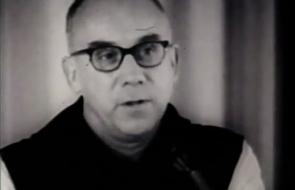 """50 lat temu zmarł Thomas Merton, znany na całym świecie amerykański trapista, autor m.in. """"Siedmiopiętrowej góry"""""""