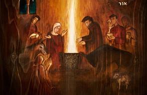 Poruszający obraz młodego jezuity ukazujący tajemnicę Wcielenia